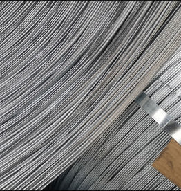 13.5 Gauge,  CL3 Chromate Galvanized Lacing Wire, Priced Per Lb.
