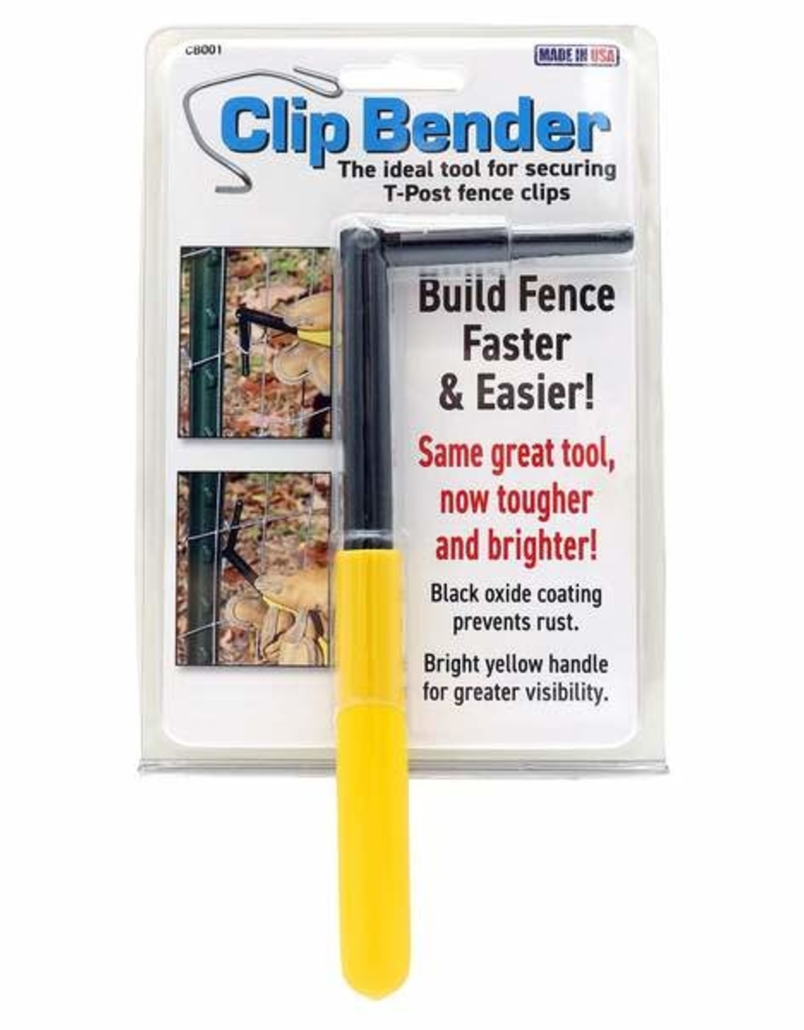 T-Post Fence Clip Tool