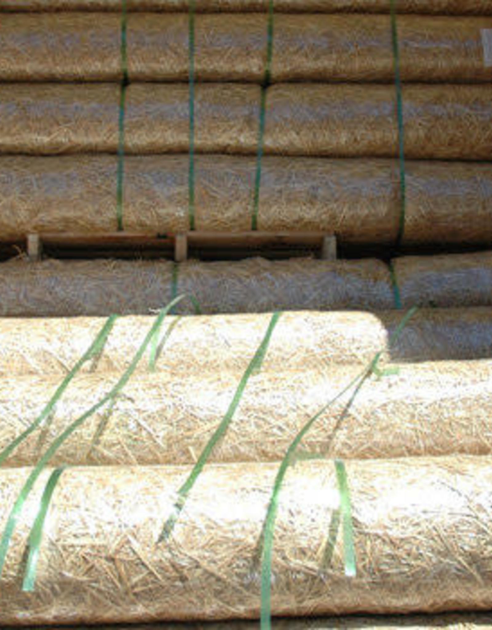 Erosion Blanket - US-1SNN Single Net Straw, Natural Netting SZ. 8' x 112.5'