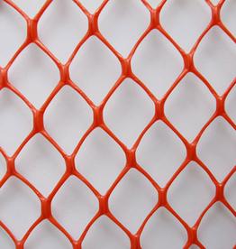 Heavy Duty 20 lb. Orange Diamond Safety Fence