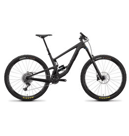 SANTA CRUZ Santa Cruz Megatower - XL Black - CC Frame X01 Kit