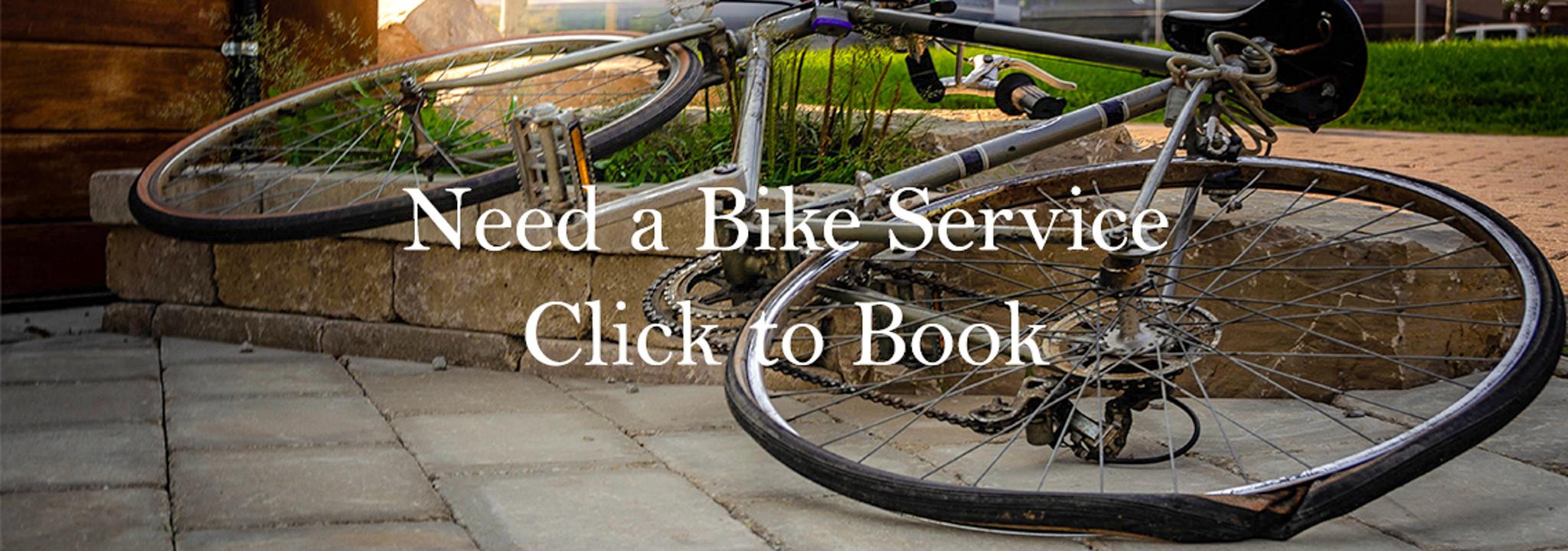 Book a bike service
