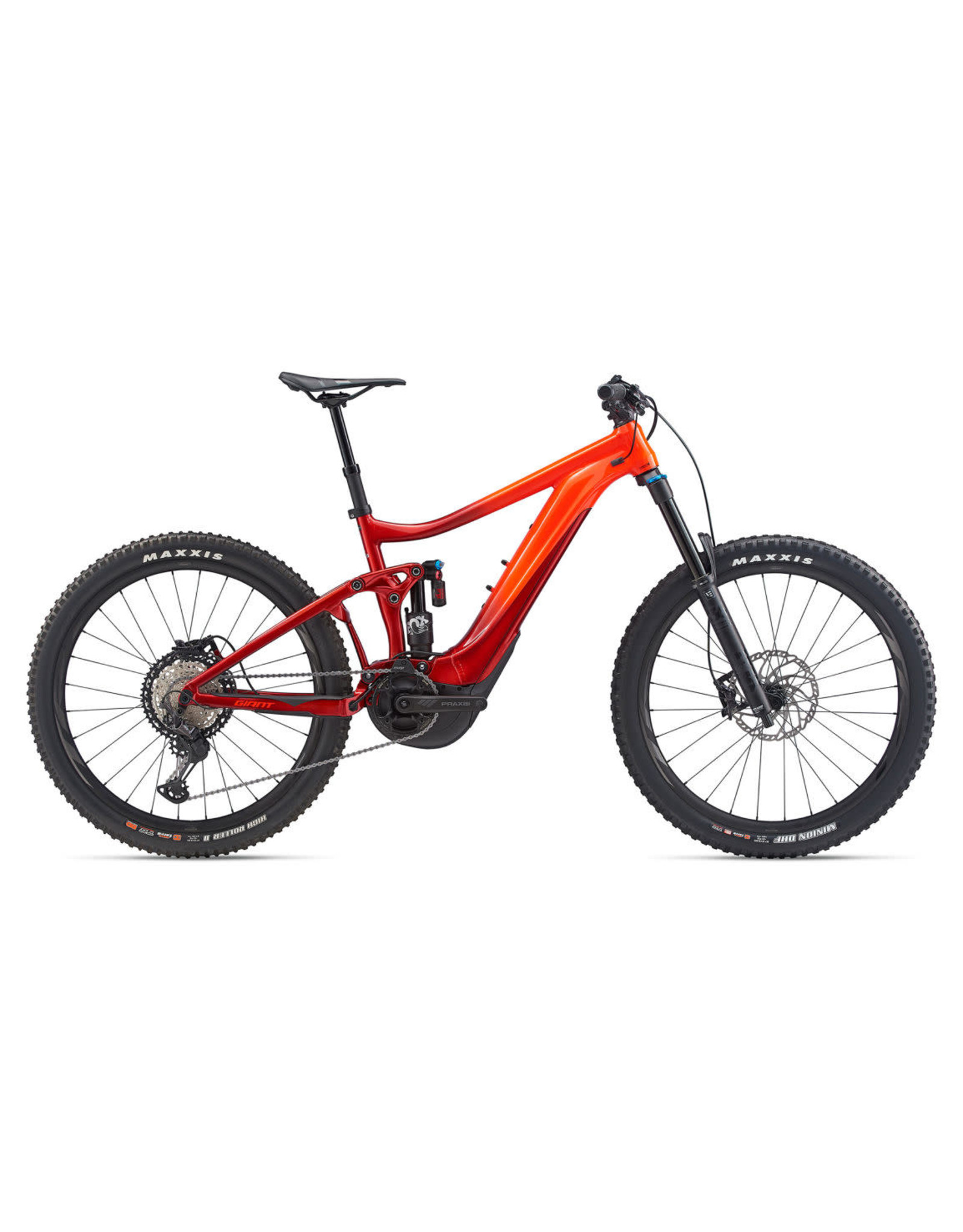 GIANT Reign E+ 1 Pro Red