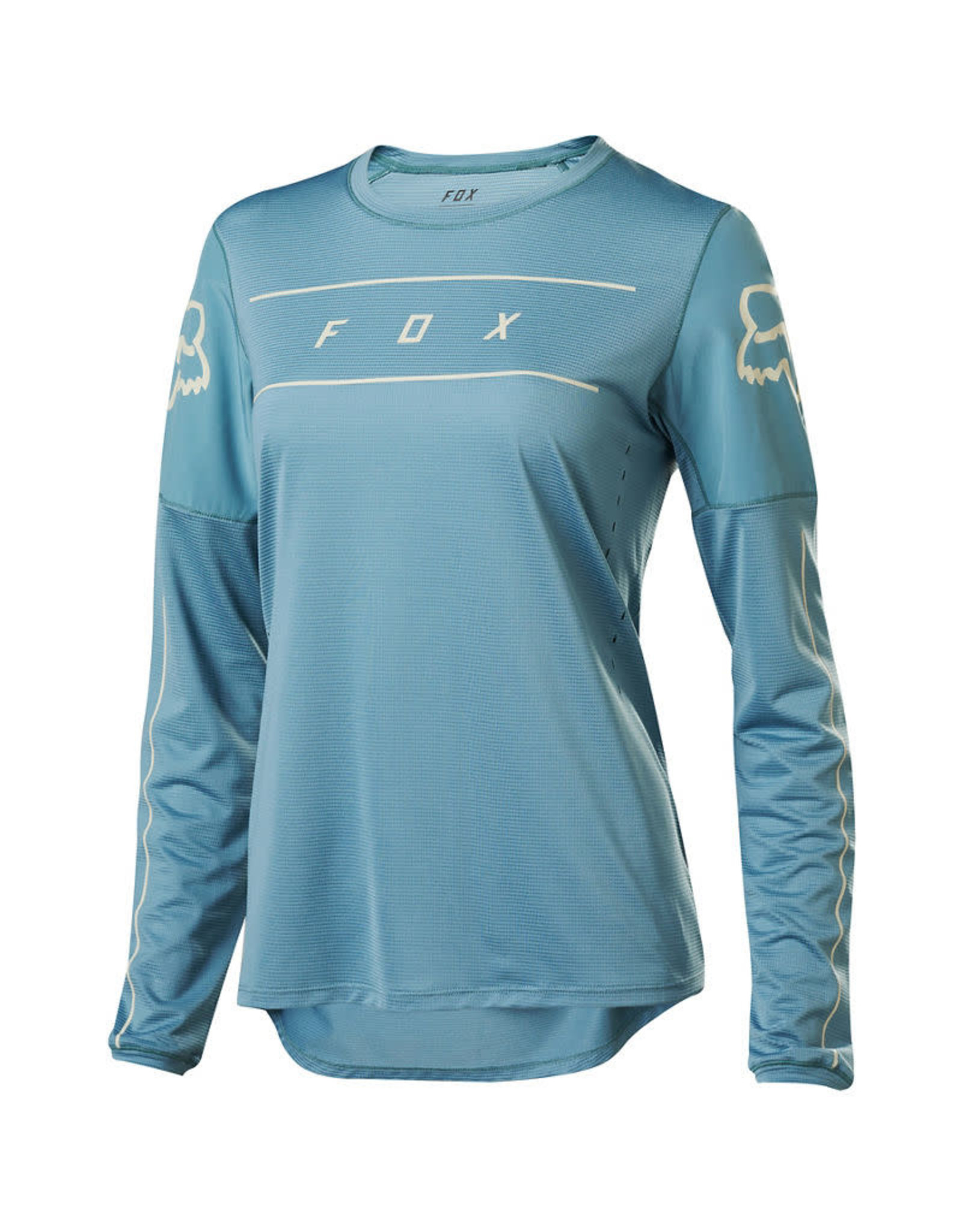 FOX WOMENS FLEXAIR LS JERSEY