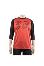 Chromag Mission 3/4 Jersey Red