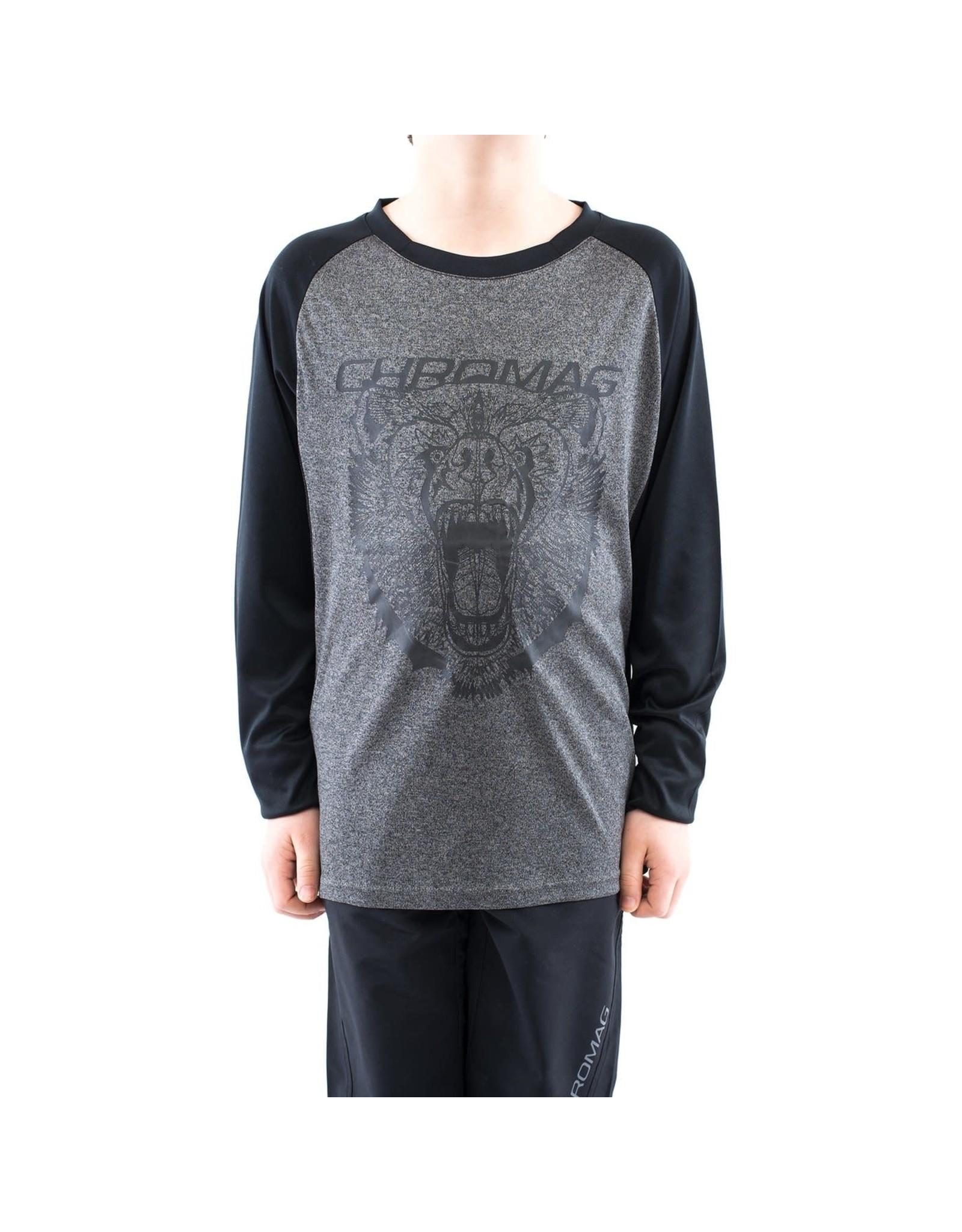 Chromag Kids Dominion Jersey Grey