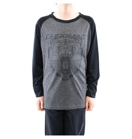 Chromag Kids Dominion Jersey Grey