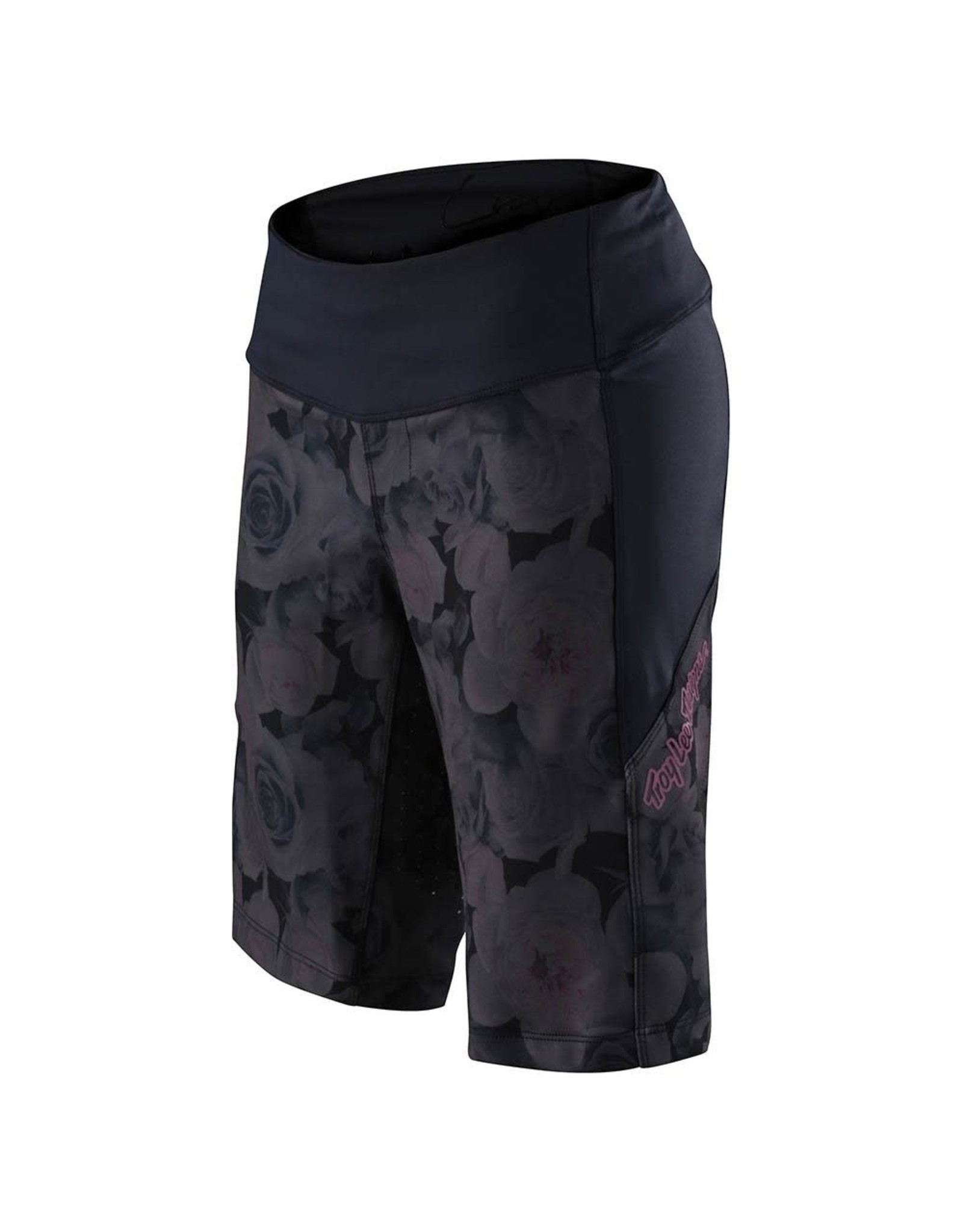 Troy Lee Designs Wmns Luxe Short Shell Blk