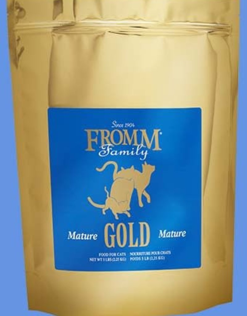 Fromm Fromm 5# Gold Mature Cat