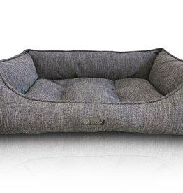 Nandog Nandog Bed Poplin Grey Lg