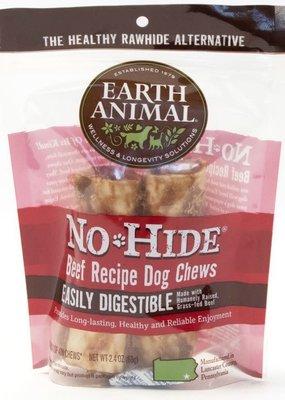 "Earth Animal EA No Hide 4"" 2pk"