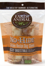"Earth Animal EA No Hide 4"" 2pk"