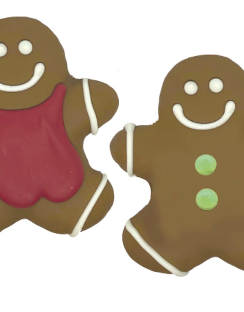 Bosco & Roxy's Inc. BR Happy Howlidays! MR. & Mrs. Gingerboy