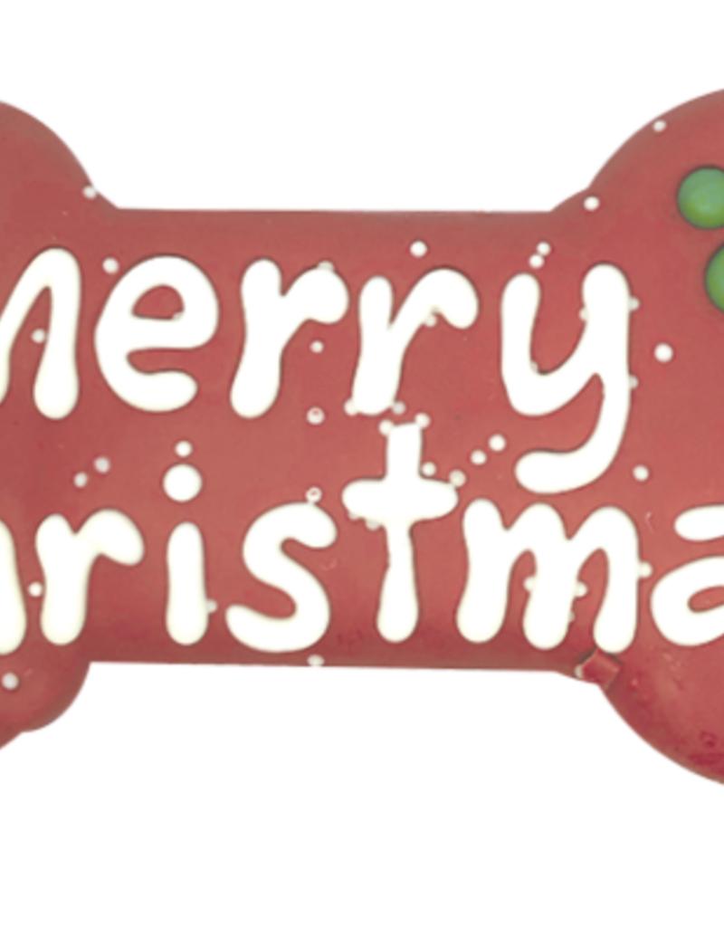 Bosco & Roxy's Inc. BR Merry Christmas bone