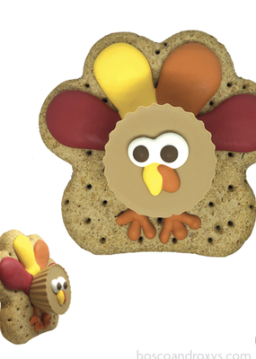 Bosco & Roxy's Inc. BR 3D Turkey Face