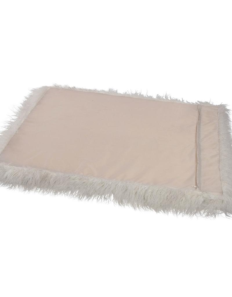 Sentiments Pash Mongolian Fur/Orthopedic 27x36