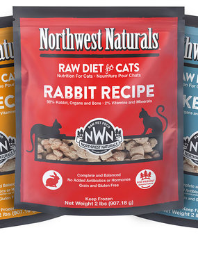Northwest Naturals NWN Cat Raw Nibbles 2#