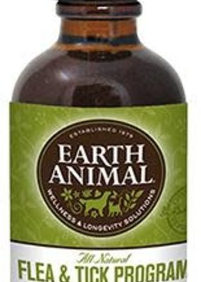Earth Animal Earth Animal D Flea & Tick Remedy 2oz
