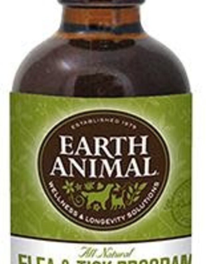 Earth Animal Earth Animal D Flea & Tick Remedy 2oz