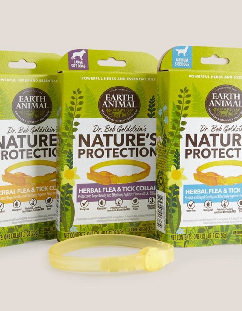 Earth Animal Earth Animal Nature's Protection Flea & Tick Collar