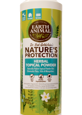 Earth Animal Earth Animal Herbal Topical Powder 8oz