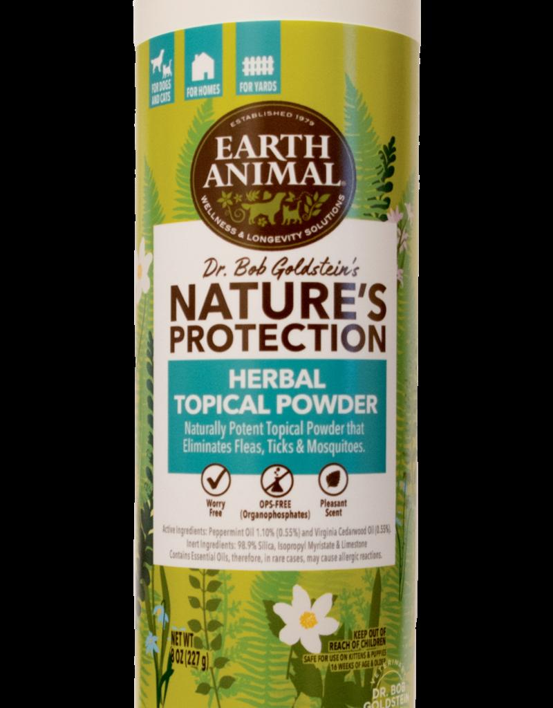 Earth Animal Earth Animal Herbal Topical Powder 8oz