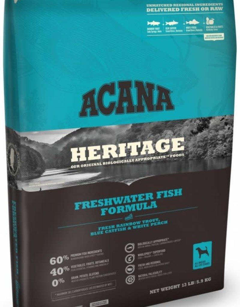 Champion Foods Acana Heritage Freshwater Fish 25#