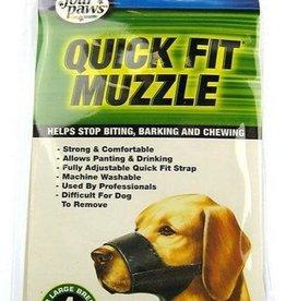 Four Paws Four Paws Quick Fit Muzzle