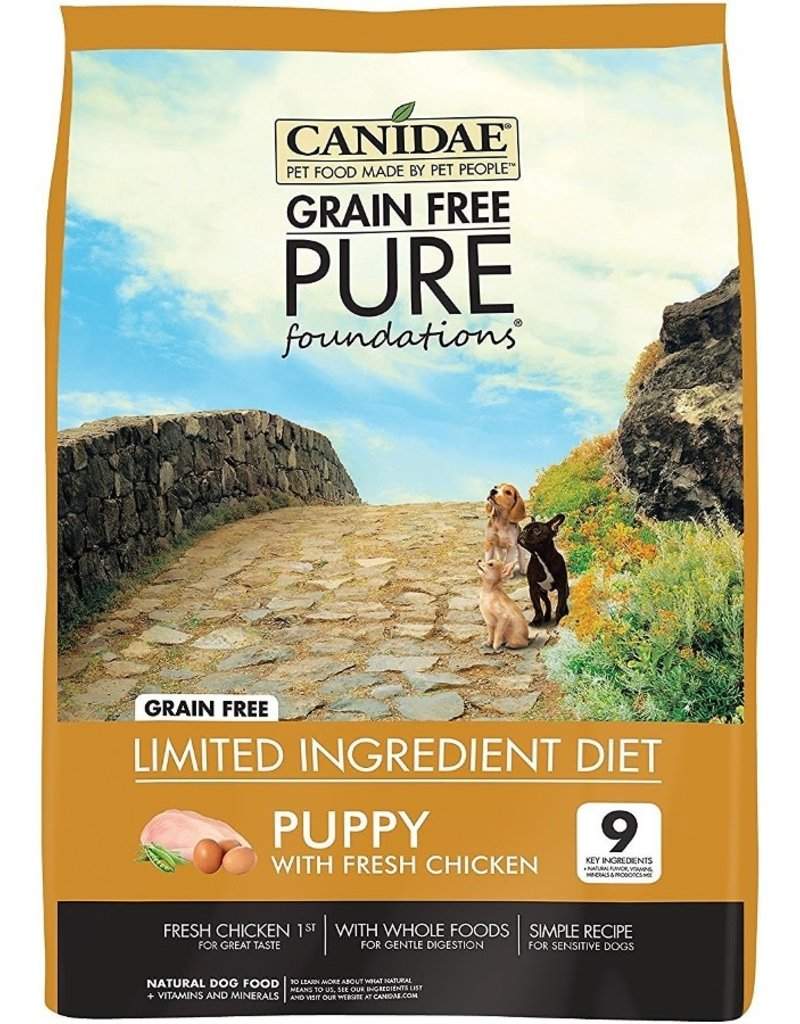 Canidae CAN Pure Puppy Chicken 4#