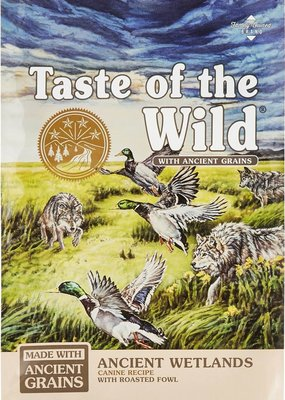 Taste of the wild Taste of the Wild Ancient Wetlands 5#