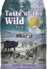 Taste of the wild Taste of the Wild Sierra Mountain