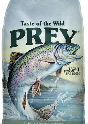 Taste of the wild Taste of the Wild Prey Trout