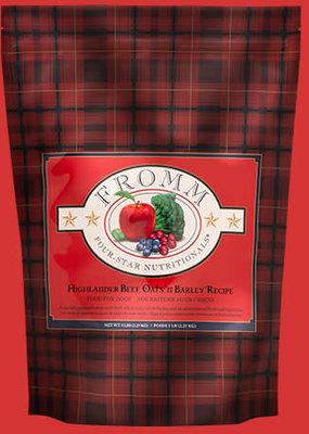 Fromm Fromm Highlander Beef, Oats, & Barley