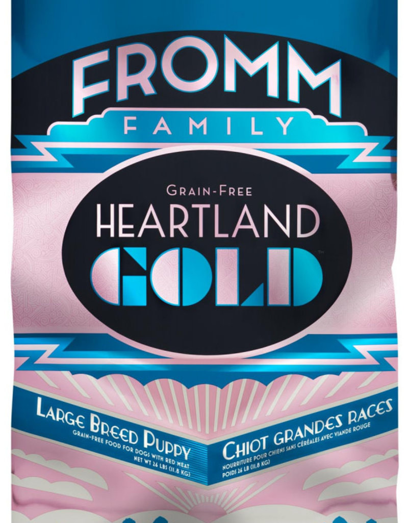 Fromm Fromm Heartland Gold LB Puppy