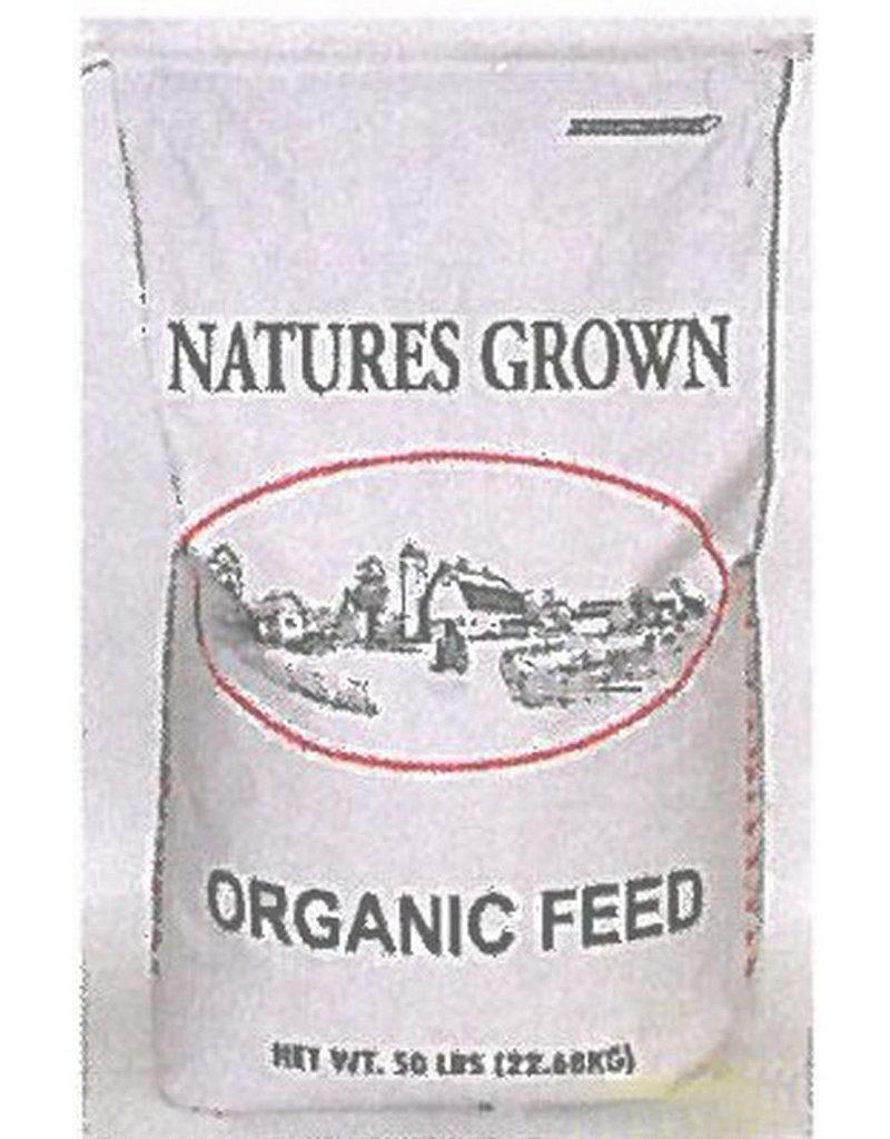 Nature's Grown Organics NGO Organic 16% Layer Meal 50#