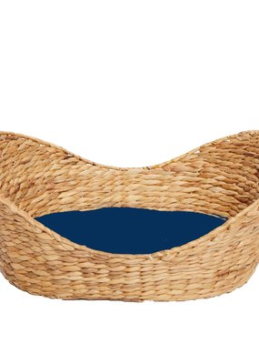 Dharma Dog Dharma Dog Karma Cat Water Hyacinth Basket Bed