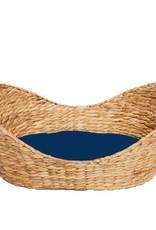 Dharma Dog DDKC Water Hyacinth Basket Bed