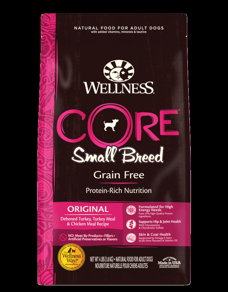 Wellness Wellness Core Small Breed Dog 12#