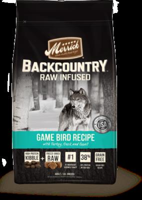 Merrick Merrick Backcountry Wild Game Bird