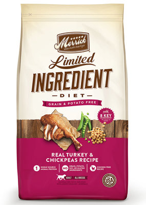 Merrick Merrick Turkey Limited Ingredient GF