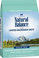 Natural Balance Natural Balance Chicken & Sweet Potato