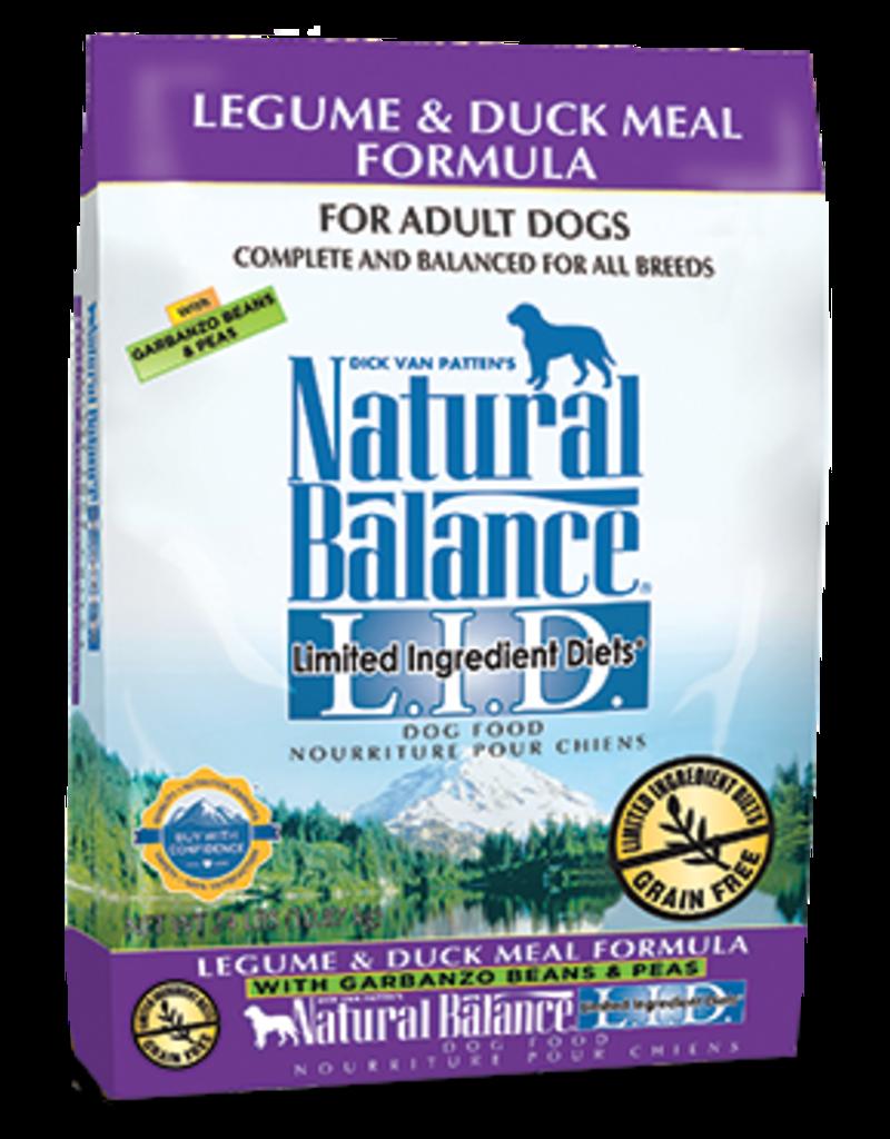 Natural Balance Natural Balance Duck & Legume