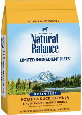 Natural Balance Natural Balance Duck & Potato