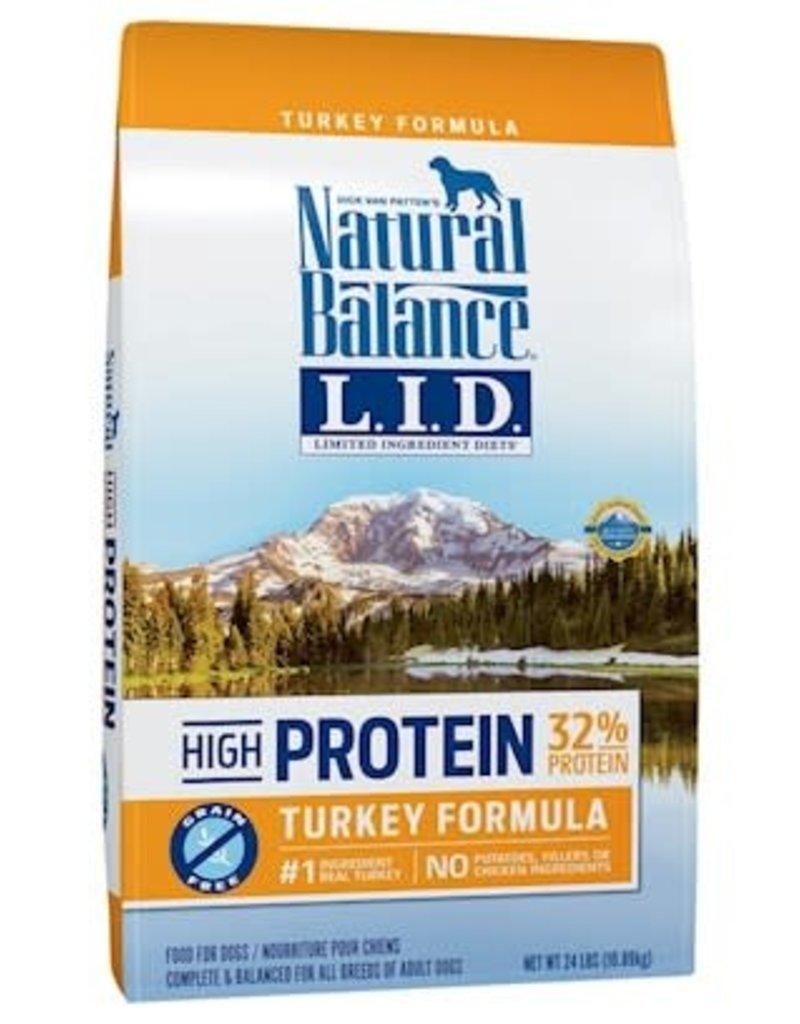Natural Balance Natural Balance High Protein Turkey