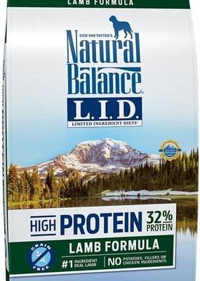 Natural Balance Natural Balance High Protein Lamb