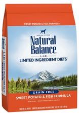 Natural Balance Natural Balance Sweet Potato & Fish