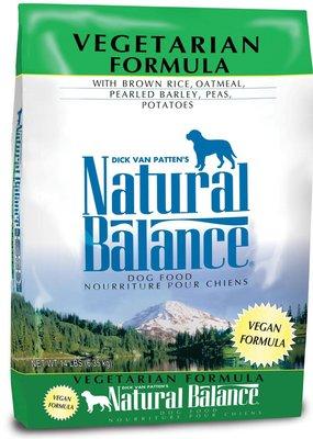 Natural Balance Natural Balance Vegetarian 14#