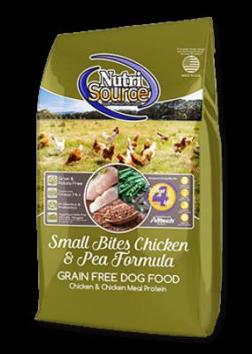 NutriSource NS 15# GF Sm. Breed Chicken