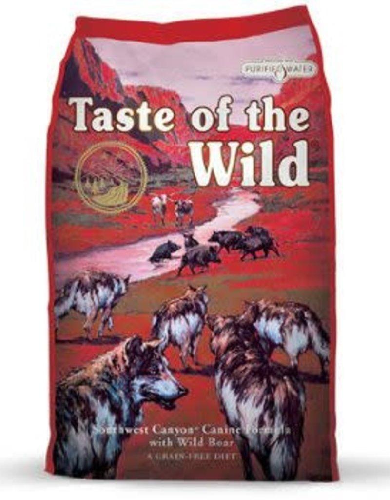 Taste of the wild Taste of the Wild Southwest Canyon