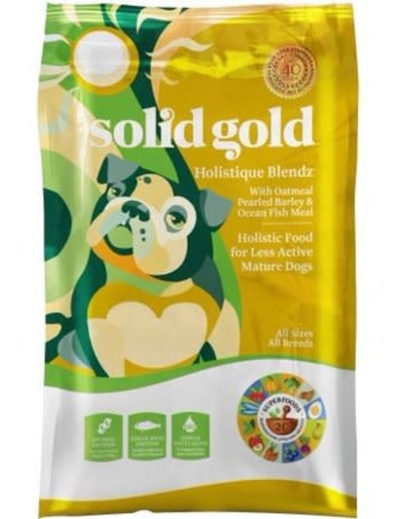 Solid Gold Solid Gold Holistic